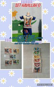 Grosir Baju Murah Surabaya,SMS/WA ORDER ke 0857-7221-5758 Kulakan Setelan Havilla 0 Anak Laki Laki Karakter Murah Surabaya