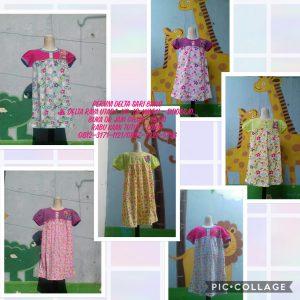 Grosir Baju Murah Surabaya,SMS/WA ORDER ke 0857-7221-5758 Sentra Kulakan Dress V3 Karakter Anak Perempuan Murah
