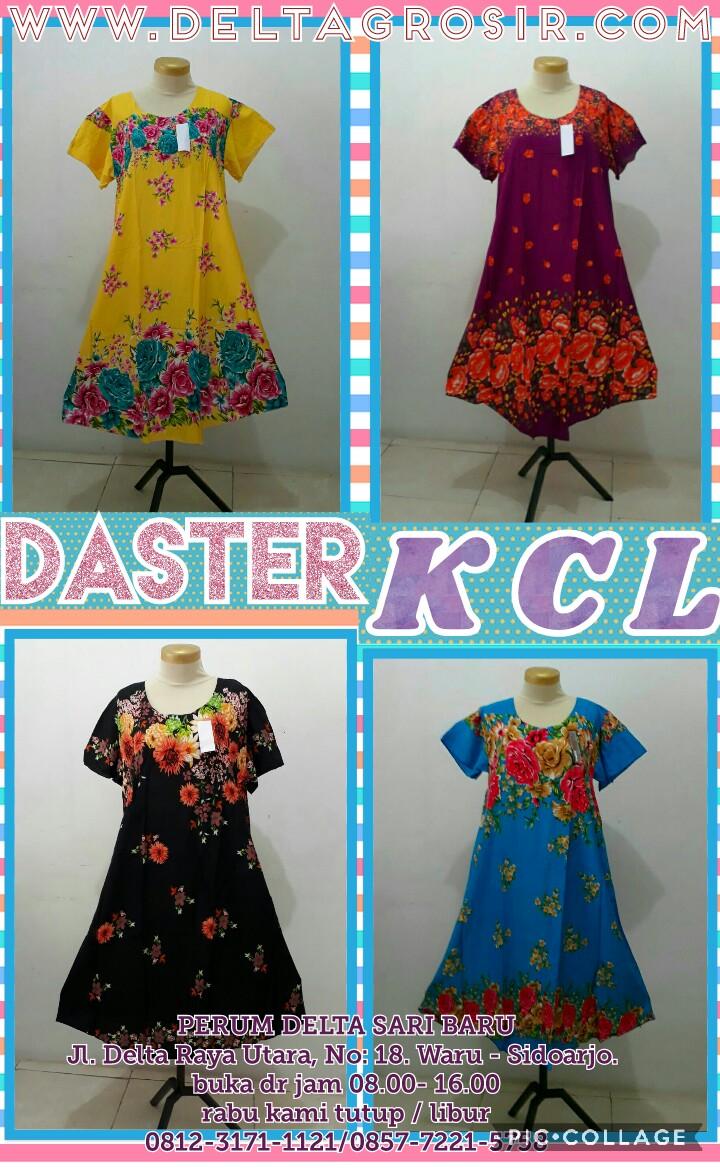 Grosir Baju Murah Surabaya,SMS/WA ORDER ke 0857-7221-5758 Pusat Kulakan Daster KCL Dewasa Model Payung 28Ribu