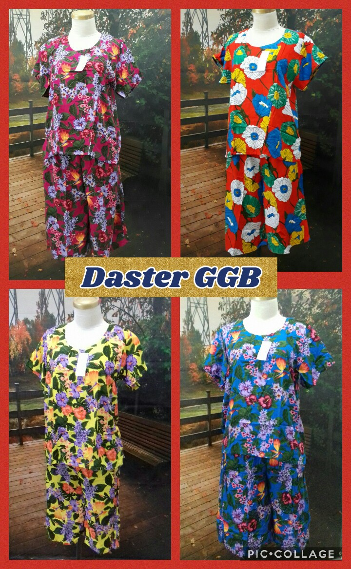 Grosir Baju Murah Surabaya,SMS/WA ORDER ke 0857-7221-5758 Grosir Daster Setelan GGB Dewasa Murah Rp.28.500