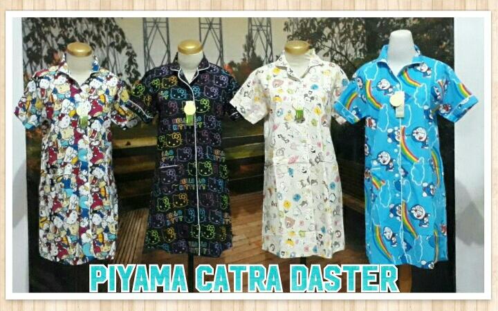 Grosir Baju Murah Surabaya,SMS/WA ORDER ke 0857-7221-5758 Grosir Piyama Katun Catra Daster Dewasa Termurah 50Ribu