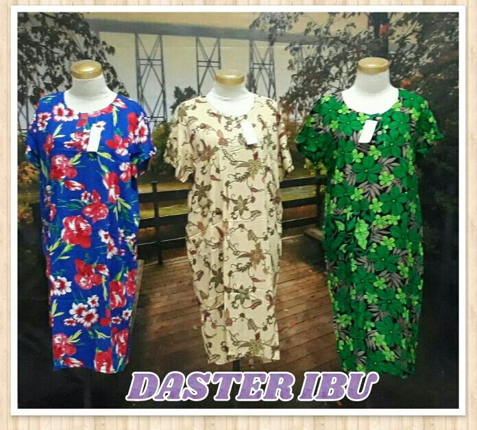 Grosir Baju Murah Surabaya,SMS/WA ORDER ke 0857-7221-5758 Kulakan Daster Ibu Dewasa Murah Surabaya 22Ribu