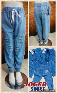 Grosir Baju Murah Surabaya,SMS/WA ORDER ke 0857-7221-5758 Distributor Celana Jogger Anak Murah 33ribuan