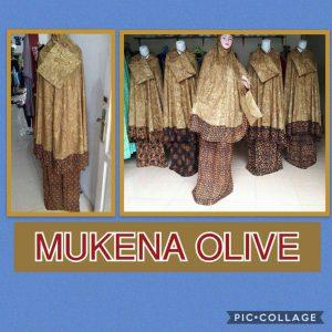 Grosir Baju Murah Surabaya,SMS/WA ORDER ke 0857-7221-5758 Distributor Mukena Olive Dewasa Murah 92ribuan