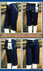 Grosir Baju Murah Surabaya,SMS/WA ORDER ke 0857-7221-5758 Jeans Pendek Dewasa Murah 40ribuan
