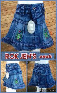 Grosir Baju Murah Surabaya,SMS/WA ORDER ke 0857-7221-5758 Produsen Rok Jeans Anak Perempuan Murah Surabaya