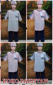 Grosir Baju Murah Surabaya,SMS/WA ORDER ke 0857-7221-5758 Distributor Baju Koko Pakistan Anak Laki Laki Murah Surabaya