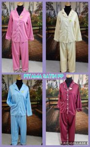 Grosir Baju Murah Surabaya,SMS/WA ORDER ke 0857-7221-5758 Produsen Piyama Satin PP Murah 70ribuan