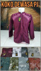 Grosir Baju Murah Surabaya,SMS/WA ORDER ke 0857-7221-5758 Distributor Koko Dewasa PJ Murah 32ribuan