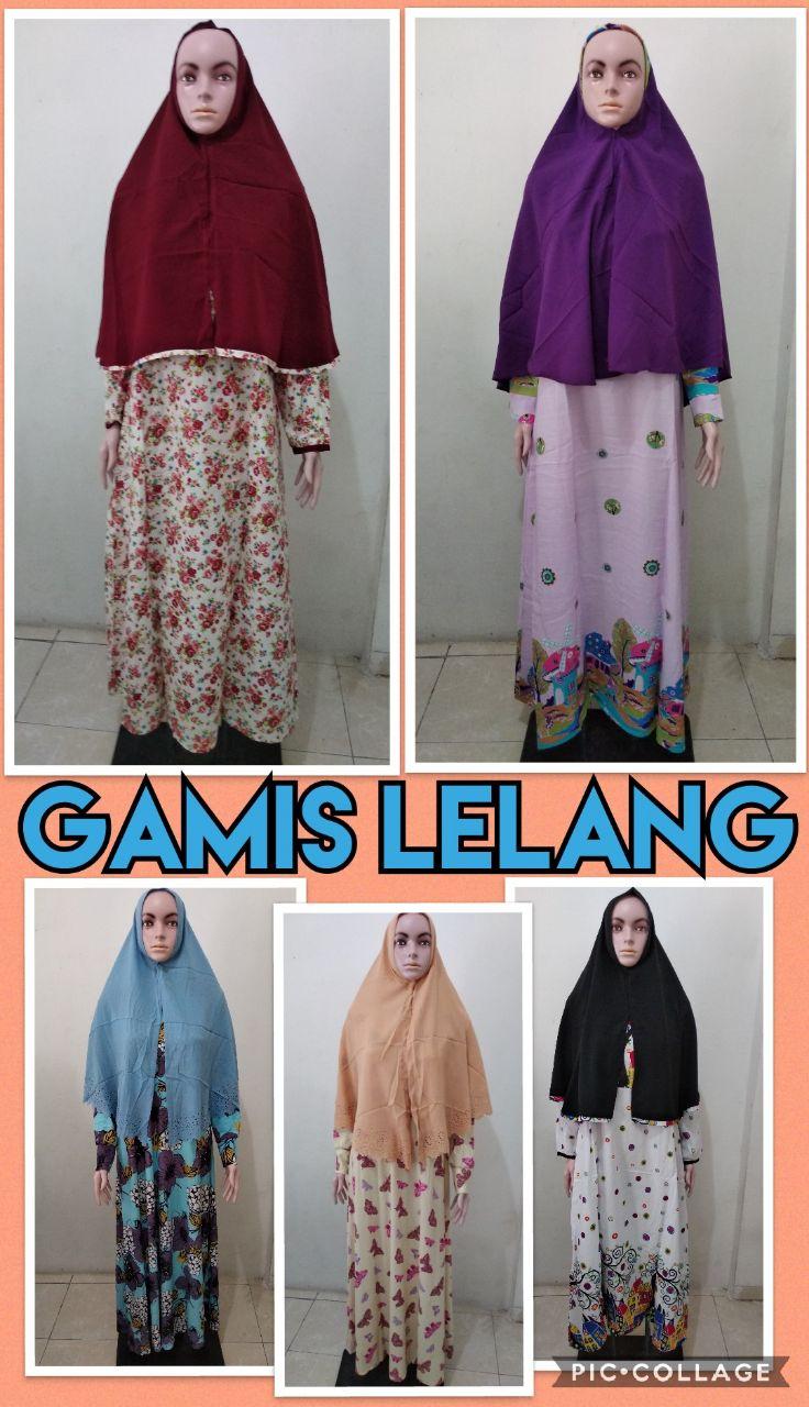 Grosir Baju Murah Surabaya,SMS/WA ORDER ke 0857-7221-5758 Pabrik Gamis Dewasa Lelangan Murah 90Ribuan