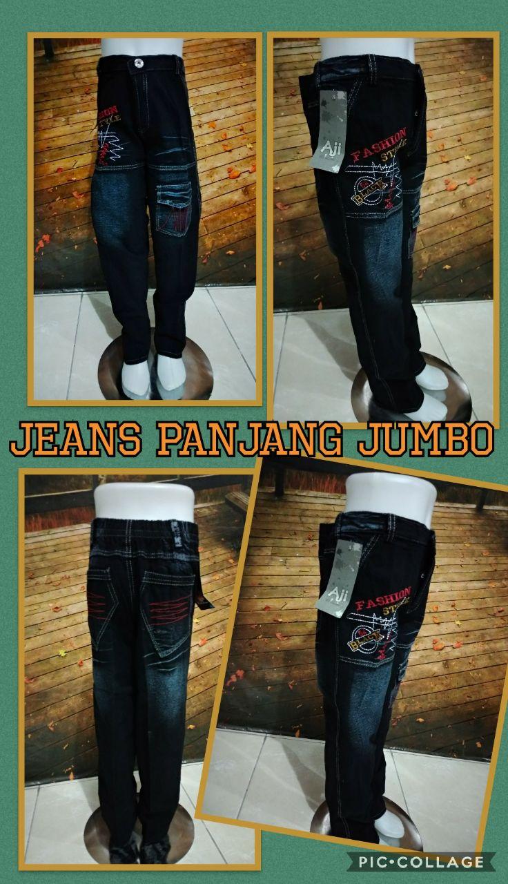 Grosir Baju Murah Surabaya,SMS/WA ORDER ke 0857-7221-5758 Pabrik Jeans Panjang Jumbo Murah 29ribuan