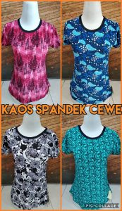 Grosir Baju Murah Surabaya,SMS/WA ORDER ke 0857-7221-5758 Grosir Kaos Spandek Wanita Murah 10ribuan