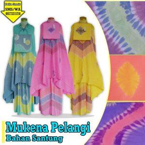 Grosir Baju Murah Surabaya,SMS/WA ORDER ke 0857-7221-5758 Distributor Mukena Pelangi Murah 73ribuan