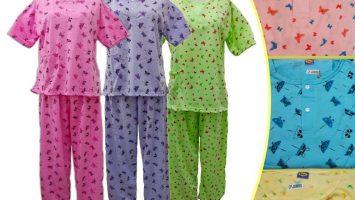 Grosir Baju Murah Surabaya,SMS/WA ORDER ke 0857-7221-5758 Supplier Baju Tidur Celana Panjang Murah 33ribuan