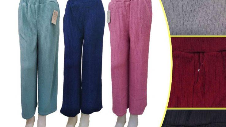 Obral Baju Anak Murah Surabaya   Grosir Baju Murah Surabaya Produsen Celana Kulot Wafle Murah 31ribuan
