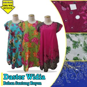 Grosir Baju Murah Surabaya,SMS/WA ORDER ke 0857-7221-5758 Grosir Daster Widia Dewasa Murah 25ribuan