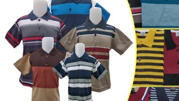 Obral Baju Anak Murah Surabaya | Grosir Baju Murah Surabaya Distributor Krah Salur Anak Murah 9ribuan