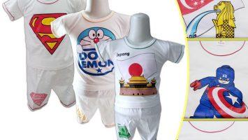 Grosir Baju Murah Surabaya,SMS/WA ORDER ke 0857-7221-5758 Konveksi Setelan Oblong Anak Murah 15ribuan