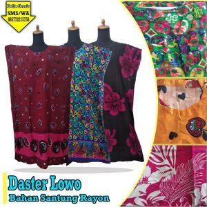 Grosir Baju Murah Surabaya,SMS/WA ORDER ke 0857-7221-5758 Pabrik Daster Lowo Dewasa Murah 31ribuan