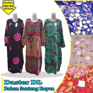 Grosir Baju Murah Surabaya,SMS/WA ORDER ke 0857-7221-5758 Supplier Daster DL Lengan Panjang Murah 31ribuan