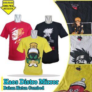 Grosir Baju Murah Surabaya,SMS/WA ORDER ke 0857-7221-5758 Obral Kaos Distro Mirror Murah di Surabaya
