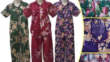 Grosir Baju Murah Surabaya,SMS/WA ORDER ke 0857-7221-5758 Pabrik Piyama Katun Jepang Murah di Surabaya