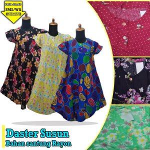 Grosir Baju Murah Surabaya,SMS/WA ORDER ke 0857-7221-5758 Supplier Daster Susun Murah di Surabaya