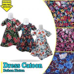 Grosir Baju Murah Surabaya,SMS/WA ORDER ke 0857-7221-5758 Grosir Dress Cotton Anak Murah di Surabaya