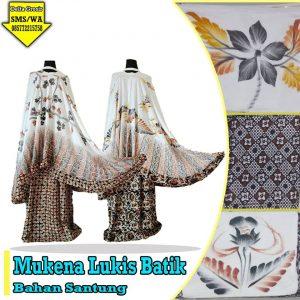 Grosir Baju Murah Surabaya,SMS/WA ORDER ke 0857-7221-5758 Grosir Mukena Lukis Batik Murah 75ribuan