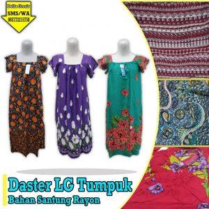 Grosir Baju Murah Surabaya,SMS/WA ORDER ke 0857-7221-5758 Daster Lengan Tumpuk Dewasa Murah di Surabaya