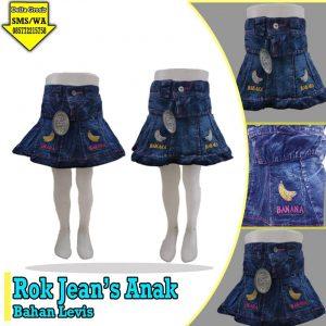 Grosir Baju Murah Surabaya,SMS/WA ORDER ke 0857-7221-5758 Konveksi Rok Jeans Anak Murah 18ribuan