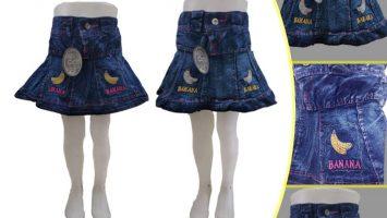 Grosir Baju Murah Surabaya,SMS/WA ORDER ke 0857-7221-5758 Produsen Rok Jeans Anak Murah di Surabaya