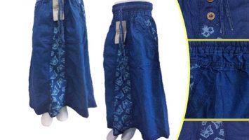 Grosir Baju Murah Surabaya,SMS/WA ORDER ke 0857-7221-5758 Konveksi Rok Jeans Tanggung Murah di Surabaya