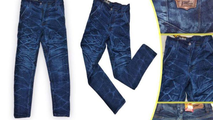 Grosir Baju Murah Surabaya,SMS/WA ORDER ke 0857-7221-5758 Konveksi Celana Jeans Timang Tanggung Murah di Surabaya