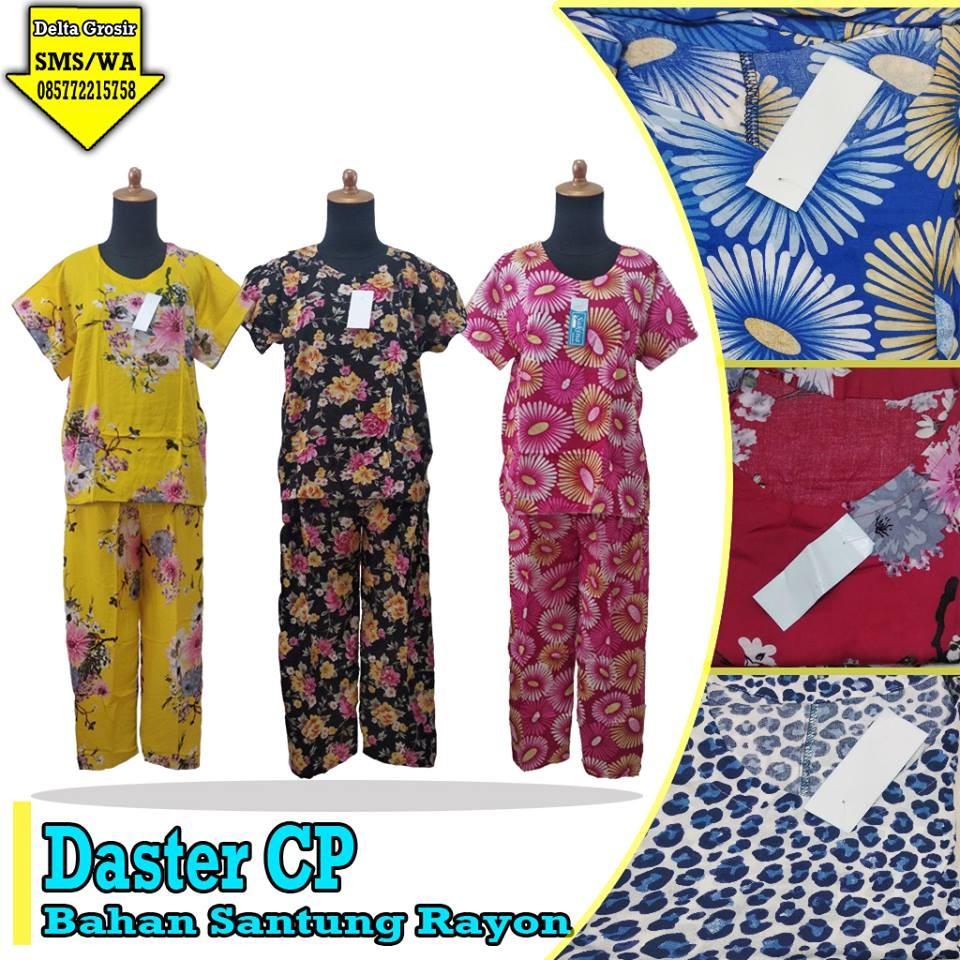 Grosir Baju Murah Surabaya,SMS/WA ORDER ke 0857-7221-5758 Distributor Daster Celana Panjang Dewasa Murah di Surabaya