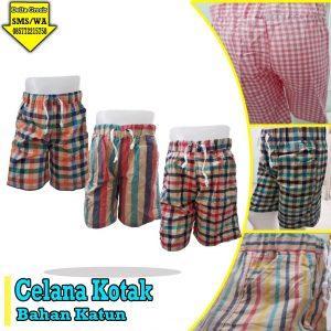 Grosir Baju Murah Surabaya,SMS/WA ORDER ke 0857-7221-5758 Grosir Celana Kotak Anak Murah di Surabaya