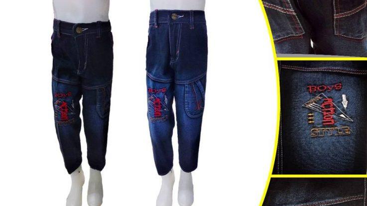 Grosir Baju Murah Surabaya,SMS/WA ORDER ke 0857-7221-5758 Grosir Jeans Panjang Anak Murah di Surabaya