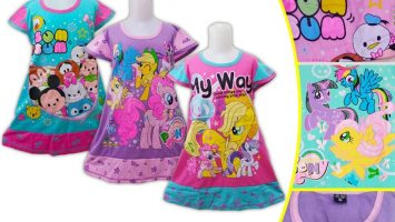 Grosir Baju Murah Surabaya,SMS/WA ORDER ke 0857-7221-5758 Distributor Dress Ban Anak Murah di Surabaya