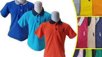 Grosir Baju Murah Surabaya,SMS/WA ORDER ke 0857-7221-5758 Pabrik Krah Polo Anak Murah di Surabaya