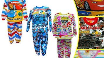 Grosir Baju Murah Surabaya,SMS/WA ORDER ke 0857-7221-5758 Produsen Piyama Candy Anak Murah di Surabaya