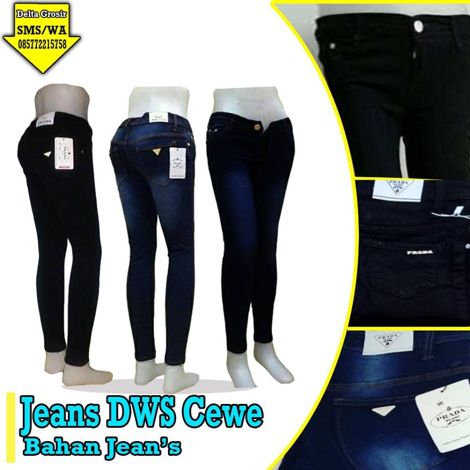 Grosir Baju Murah Surabaya,SMS/WA ORDER ke 0857-7221-5758 Supplier Jeans Dewasa Cewek Murah di Surabaya