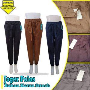 Grosir Baju Murah Surabaya,SMS/WA ORDER ke 0857-7221-5758 Konveksi Jogger Polos Dewasa Murah di Surabaya