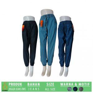 Grosir Baju Murah Surabaya,SMS/WA ORDER ke 0857-7221-5758 Pabrik Jogger Jeans Dewasa Murah di Surabaya