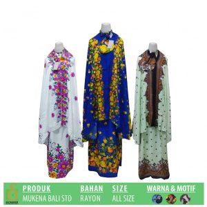 Grosir Baju Murah Surabaya,SMS/WA ORDER ke 0857-7221-5758 Supplier Mukena Bali Standar Murah di Surabaya