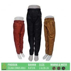 Grosir Baju Murah Surabaya,SMS/WA ORDER ke 0857-7221-5758 Distributor Celana Chinos Anak Murah di Surabaya
