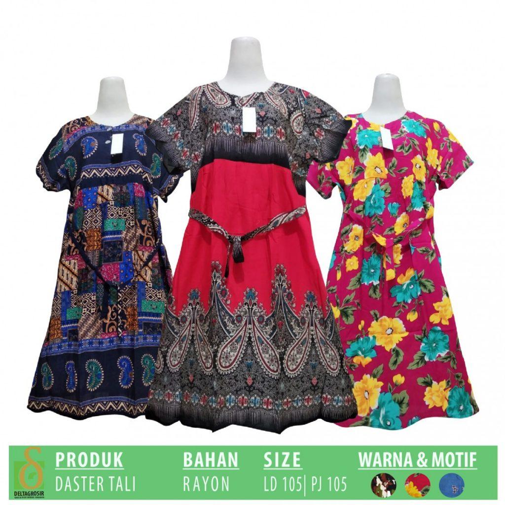 Grosir Baju Murah Surabaya,SMS/WA ORDER ke 0857-7221-5758 Distributor Daster Tali Murah di Surabaya