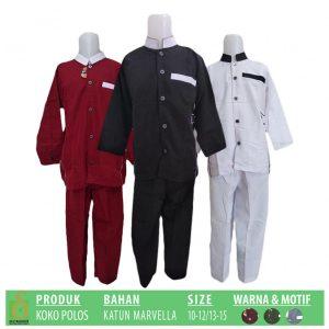 Grosir Baju Murah Surabaya,SMS/WA ORDER ke 0857-7221-5758 Pabrik Koko Polos Anak Murah di Surabaya