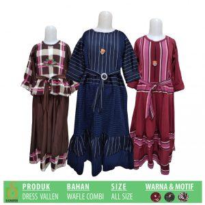 Grosir Baju Murah Surabaya,SMS/WA ORDER ke 0857-7221-5758 Produsen Dress Vallen Anak Murah di Surabaya