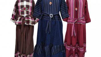 Grosir Baju Murah Surabaya,SMS/WA ORDER ke 0857-7221-5758 Distributor Dress Vallen Anak Murah di Surabaya