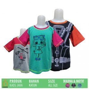 Grosir Baju Murah Surabaya,SMS/WA ORDER ke 0857-7221-5758 Konveksi Kaos Java Anak Murah di Suarbaya